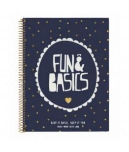 Agenda 120 file Fun  Basics 29.7x21 cm