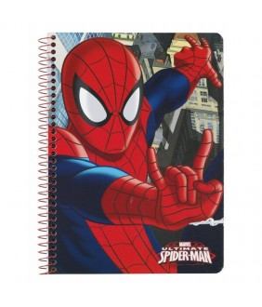 Caiet Spiderman A5