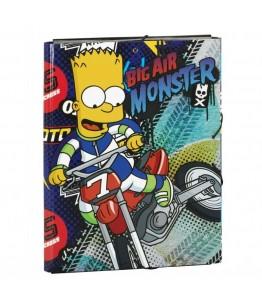 Dosar The Simpsons cu elastic