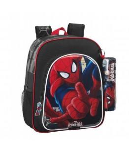 Ghiozdan Spiderman clasa zero