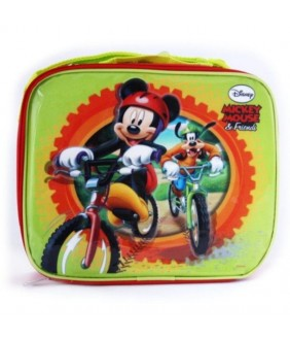Geanta cu recipiente Mickey Mouse