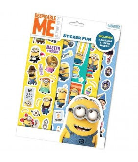 Set Stickere Minions