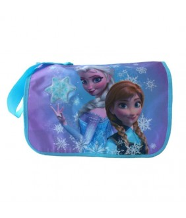 Geanta umar cu clapeta Frozen Disney