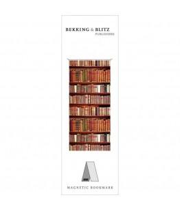 Semn de carte magnetic Books, Boekenzaal, Meermanno