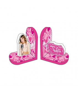 Suport de carti Disney Violetta
