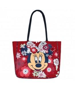 Geanta rosie de umar Minnie Mouse