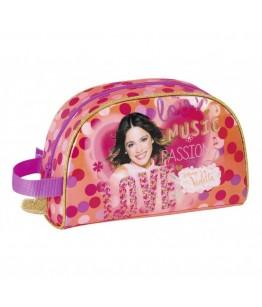 Geanta ptr accesorii Violetta Love 28 cm