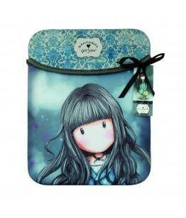 Husa pentru iPad Gorjuss - White Rabbit