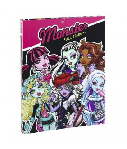 Dosar Monster High All Stars 2