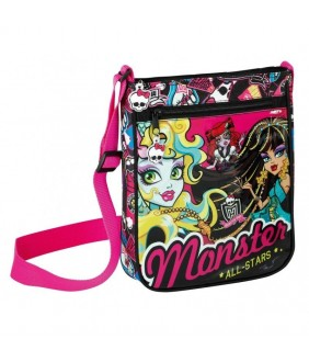 Geanta mica Monster High All Stars 25 cm