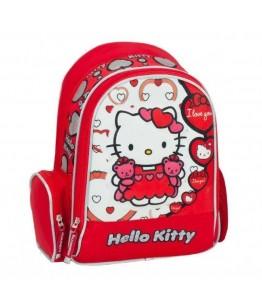 Ghiozdan scoala Hello Kitty