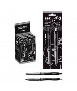 Set pix+creion mecanic Snoopy