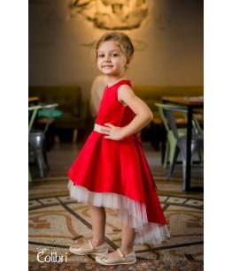 Rochita pentru fetite,  Agnes, 0-12 ani, Colibri, 21884