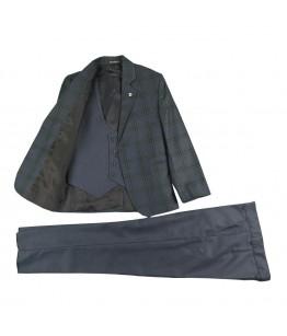 Costum baieti, 3 piese, 5-11 ani, 110-146 cm, JuliaKids, 21895