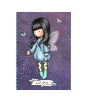 Clip pad cu rechizite Gorjuss Bubble Fairy