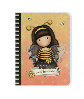 Caiet A6 Gorjuss Bee Loved