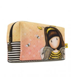 Pouch accesorii mare Gorjuss Bee Loved