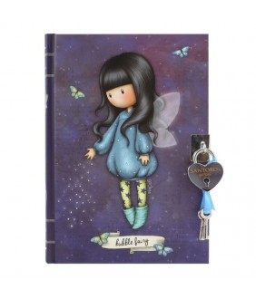 Jurnal cu cheita Gorjuss Bubble Fairy