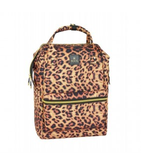 Rucsac fashion laptop Moos Animal Print 40cm