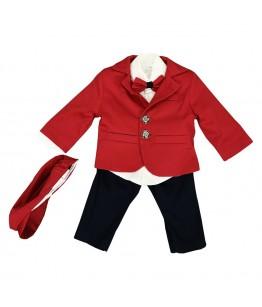 Costum baieti, 3-9 luni, Colibri, 25656