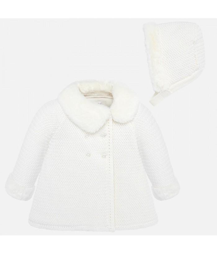 Palton fetita, 4-9 luni, 62-74 cm, Mayoral, 26749