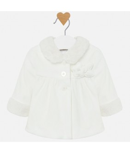 Palton elegant fetita, 6-18 luni, 68-86 cm, Mayoral, 26752