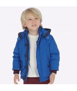 Geaca baieti, 5-9 ani, 110-134 cm, albastru, Mayoral, 26770