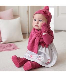 Rochita fetita, 12-18 luni, 80-86 cm, roz, Mayoral, 26863