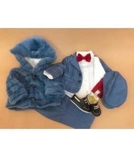 Costum baieti, 0-12 luni, Colibri, 26892