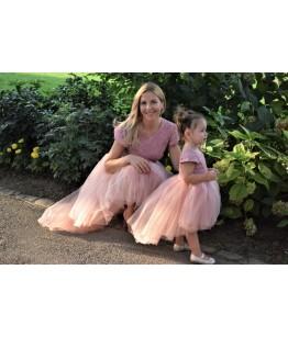 Rochii mama-fiica, Little Lady Gracie, Colibri