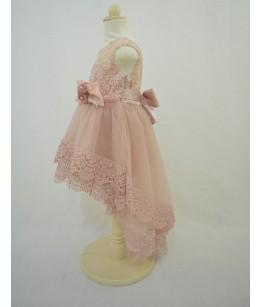 Rochita pentru fetite, Elizabeth Powder, tulle, 2-6 ani, 92-116 cm