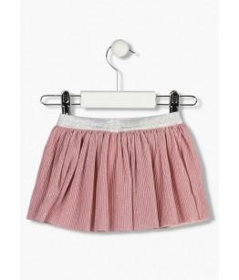 Fusta fetite, roz, 3 luni - 2 ani, Losan, 26945