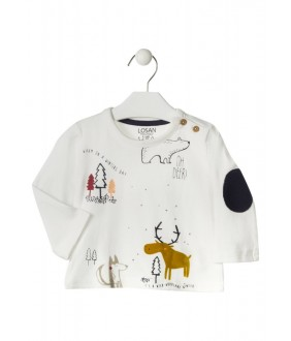 Bluza baietei, 3 luni - 2 ani, Losan, 26941