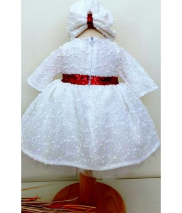 Rochita pentru fetita, 0-2 ani, 56-92 cm, Colibri, 26996