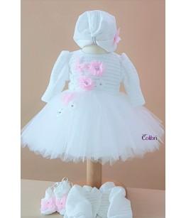 Rochie de ocazie pentru fata Adora, 3-12 ani, Colibri, 27007